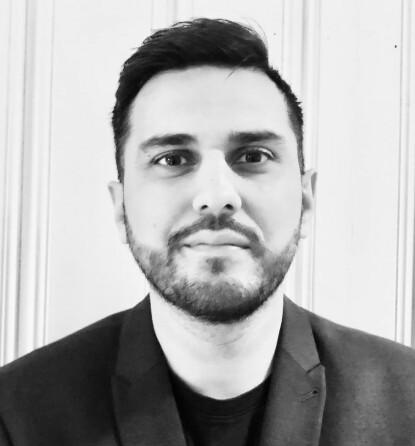 AP-BAKGRUNN: Umar Ashraf mener at Oslo Arbeiderparti må fremme stortingskandidater som representerer mangfoldet i hovedstaden. Foto: Privat