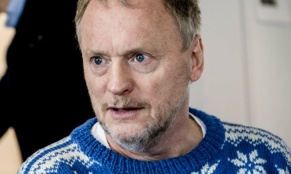 ALVORLIG BEKYMRET: Byrådsleder Raymond Johansen (Ap) i Oslo mener man må legge om hele trygdesystemet og gi rett til arbeid i stedet for passiv trygd. Foto: Lars Eivind Bones / Dagbladet