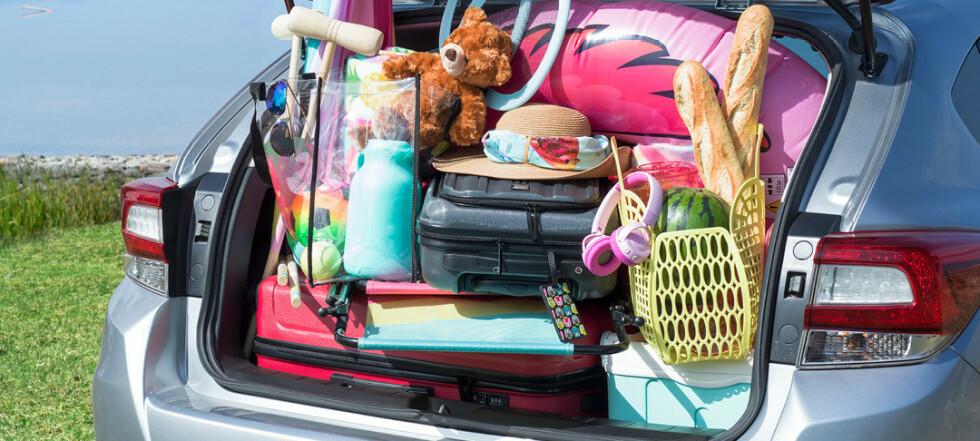 Bilferie i sommer? Slik blir turen bedre for hele familien