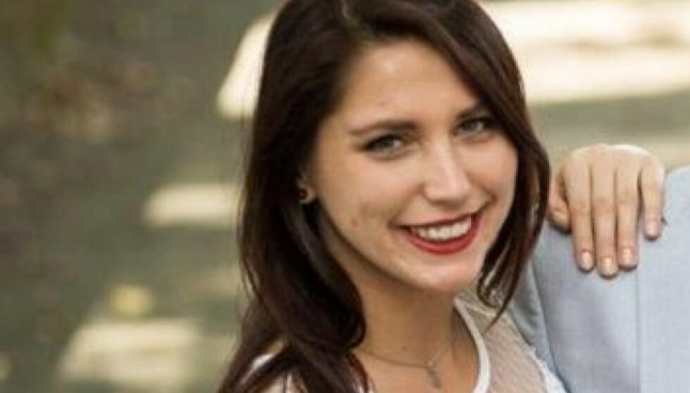 FUNNET: Maja Justyna Herner (25) ble funnet død i Ørsta i juni. Dette etter å ha vært forsvunnet i halvannet år. Foto: Privat / Politiet / NTB Scanpix