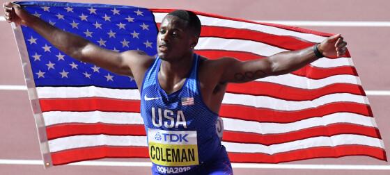 Verdensmester raser etter doping-brudd