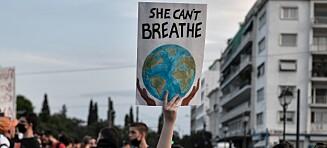 Ambisiøst og storslått om klima