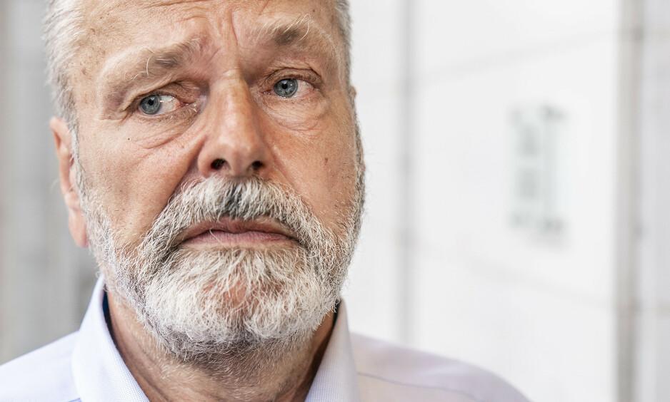DØMT: Eirik Jensen kan ende opp med tilbringe de neste 14 årene bak murene.  Foto . Hans Arne Vedlog / >Dagbladet