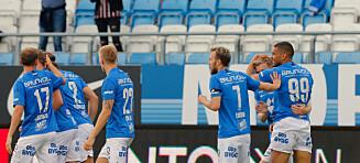 Molde-skalp mot Rosenborg