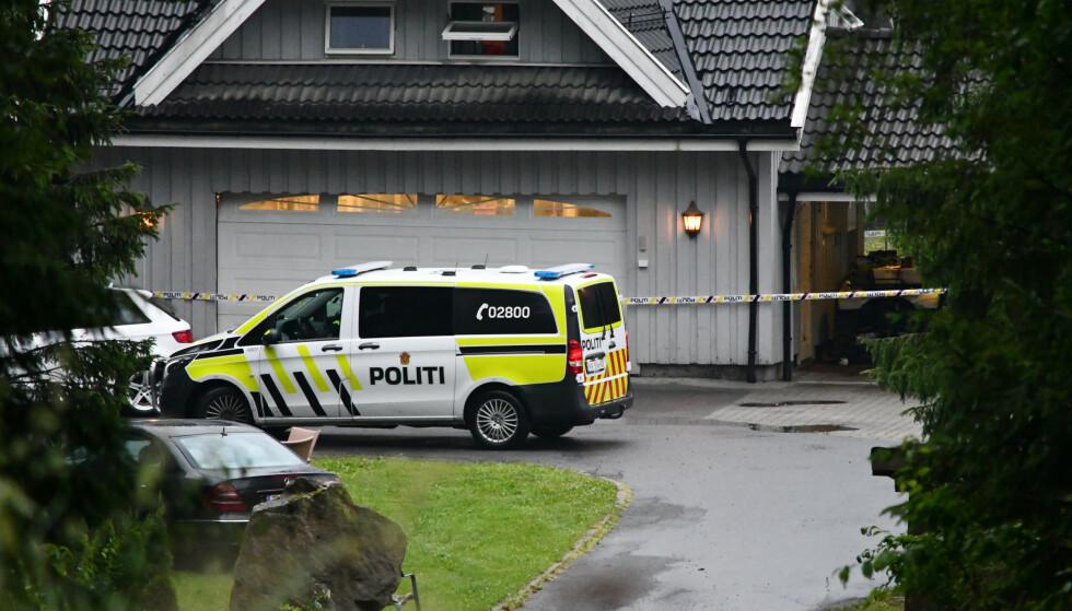 SKYTEDRAMA: Tre unge menn ble skutt i Arendal natt til lørdag. Foto: Tipser/NTB scanpix