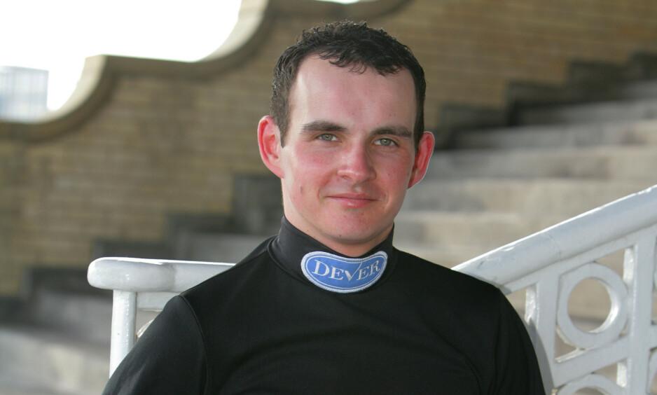 DØD: Rytteren Liam Treadwell er berømt i England for sine bragder på hesteløpsbanen. Nå er han funnet død. Foto: NTB scanpix
