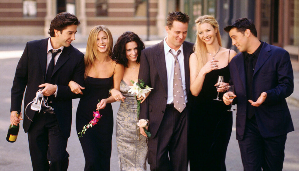 TILBAKE: I den nye spesialepisoden får seerne et gjensyn med seriens stjerner. Foto: Warner Bros. REUTERS