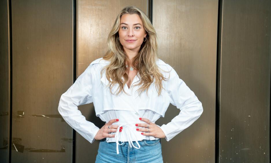 NY PROGRAMLEDER: Marte Bratberg er blant de nye profilene i den digitale satsingen av «God kveld Norge». Foto: TV 2