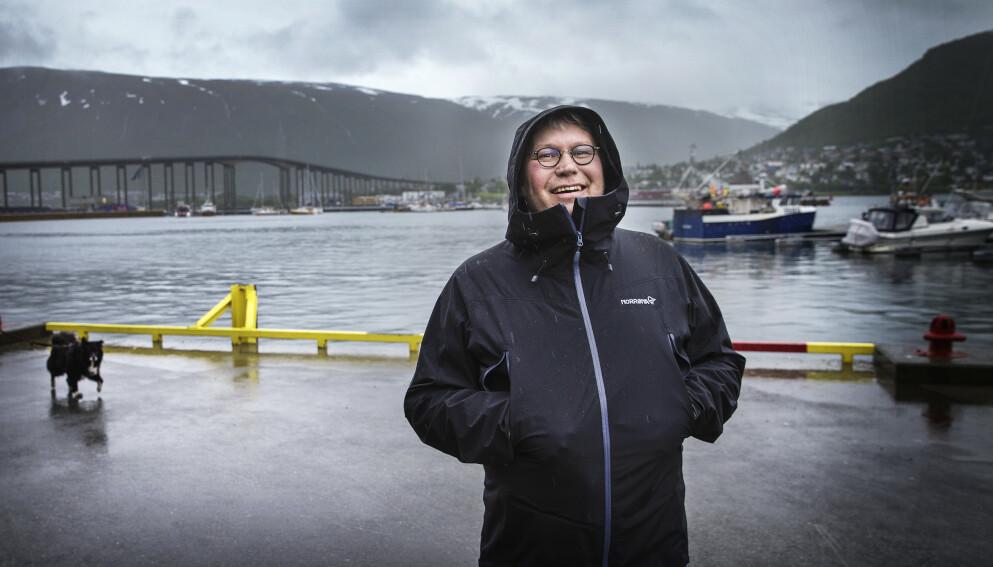 REDAKTØR: Skjalg Fjellheim er politisk redaktør i avisa Nordlys. Foto: Henning Lillegård / Dagbladet