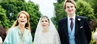 Kongelig bryllup vekker oppsikt