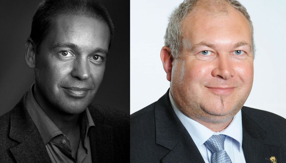Herner Sæverot, professor i pedagogikk ved Høgskulen på Vestlandet og Glenn-Egil Torgersen, professor i pedagogikk ved Universitetet i Sørøst-Norge.