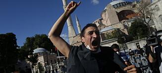Kirken som skal redde Erdogan
