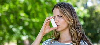 Astmalege: - Bli symptomfri