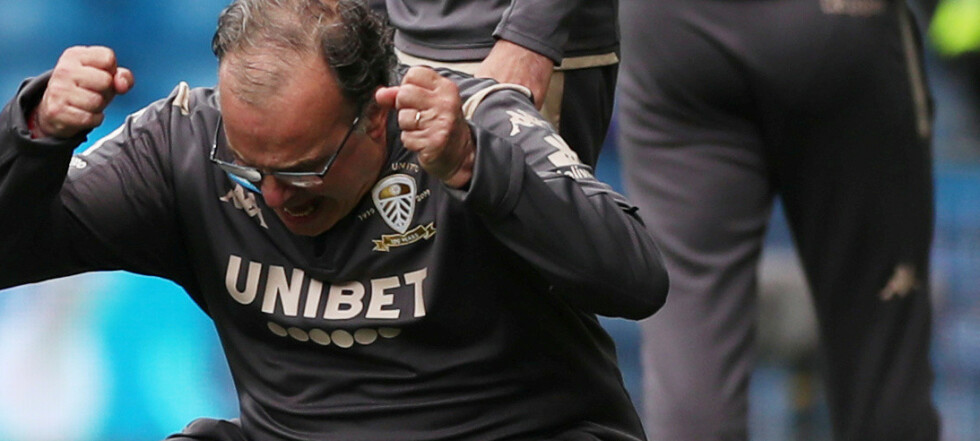 Bielsa - fotballens galeste manager