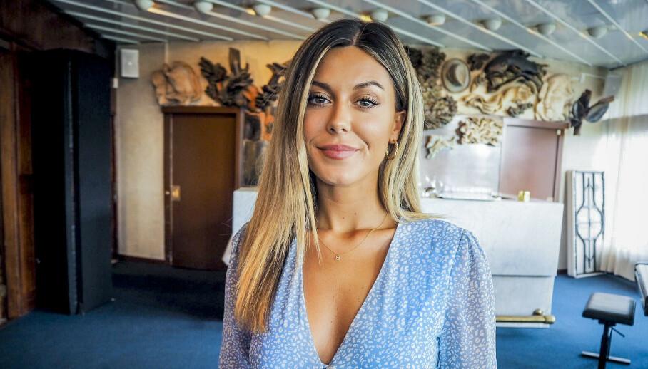 ÅPNER OPP: Bianca Ingrosso har ærlig fortalt at hun har gått gjennom en vanskelig tid. Nå forteller hun hvordan hun har det i dag. Foto: Henriette Eilertsen / Dagbladet
