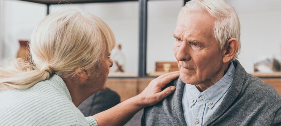 Disse har størst Alzheimers-risiko