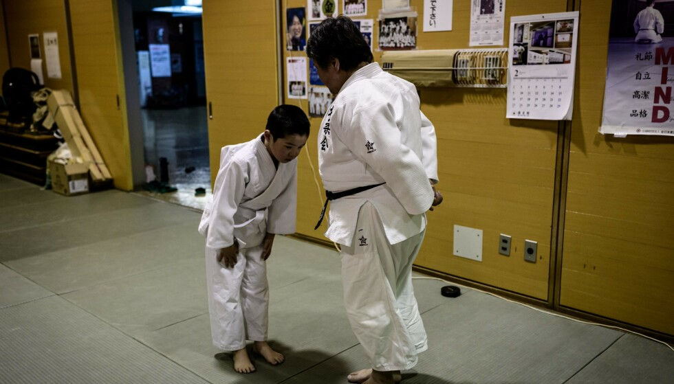 BRUTALT: I en ny rapport avslører Human Rights Watch de brutale treningsmetodene som skal ha vært utbredt i japansk barne- og ungdomsidrett i en årrekke. Dette er et illustrasjonsbilde. Foto: Yasuyoshi CHIBA / AFP
