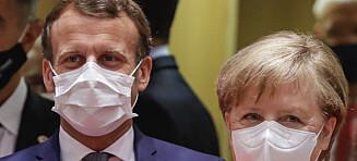 Et sterkere EU i krise