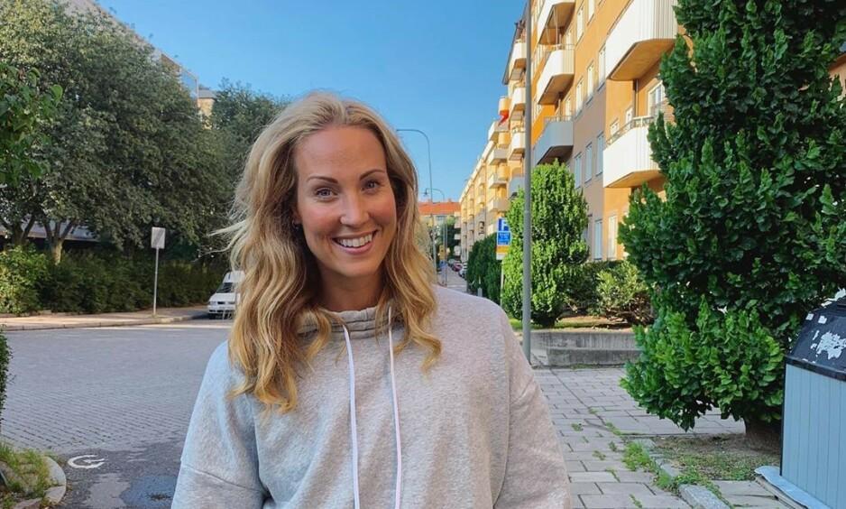 LUNGEKREFT: Elin Kjos har de siste månedene kjempet en hard kamp mot kreften. Nå må hun endre behandling før beinmargen blir helt ødelagt. Foto: Privat, gjengitt med tillatelse