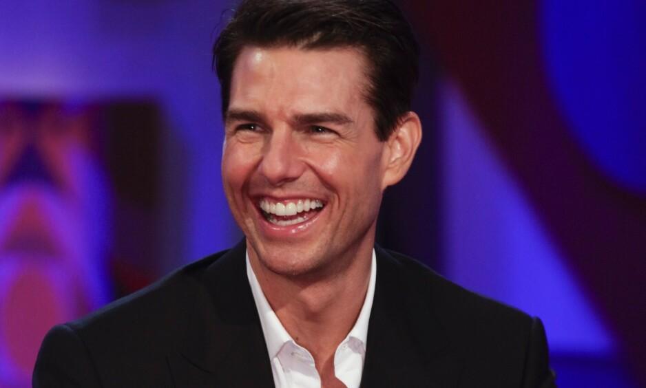 PASSET PÅSKREVET: To skuespillere går nå ut mot Tom Cruise, av forskjellige årsaker. Scientologi-kritiker og skuespiller Leah Remini mener Cruise kommer unna med mer enn han burde. Foto: NTB Scanpix