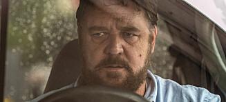 Skummel og sadistisk Russell Crowe