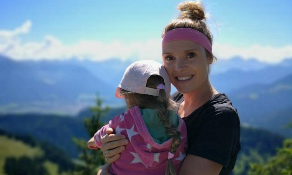 NYTT LIV: Evi Sachenbacher-Stehle har startet et nytt liv etter karrieren og ønsker ikke å komme tilbake til idretten etter dopingdommen. Foto: Privat