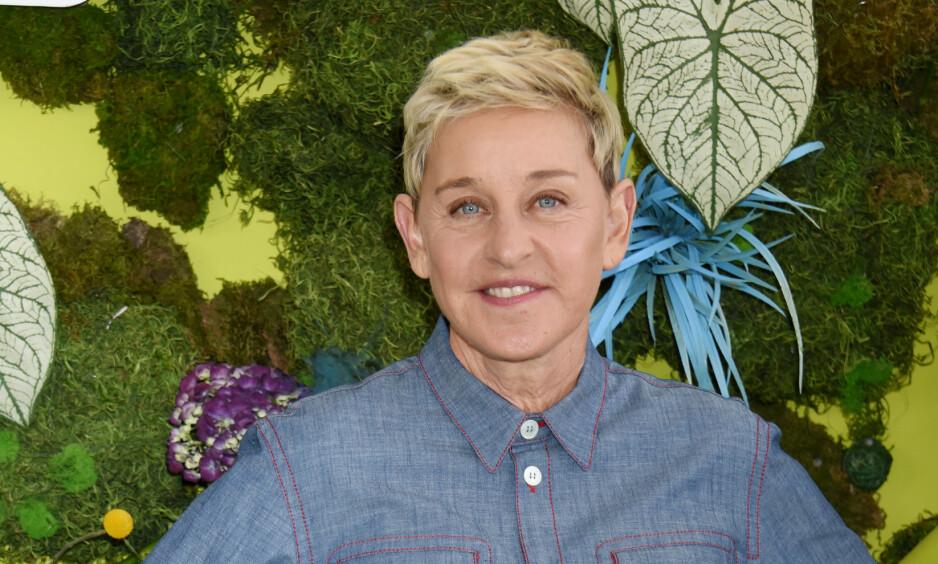 KRITKK: Ellen DeGeneres og hennes produsenter har i flere måneder vært offer for sterk kritikk. Nå har spekulasjonene fått ytterligere kjøtt på beinet. Foto: NTB Scanpix