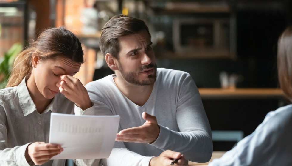TA ANSVAR: Mor og far kan bidra til å redusere risikoen for arvekonflikt dersom de tar en del avgjørelser mens de lever. Foto: NTB scanpix