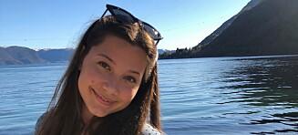 Andrea (20) fikk corona i mars - sliter fortsatt med å puste