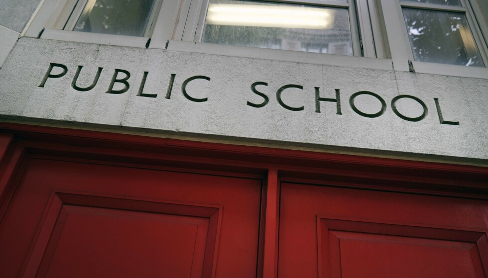 ÅPNER: Skoler i New York. Foto: NTB scanpix