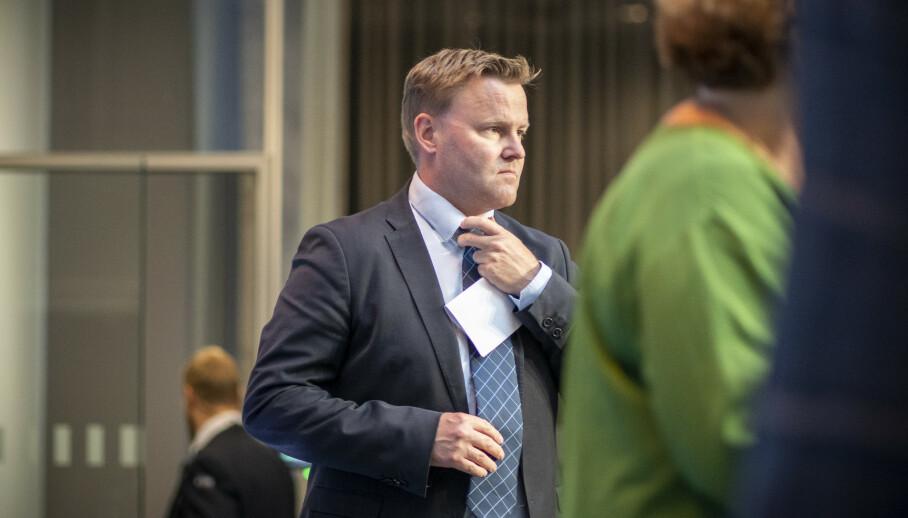 BARNESMITTE: Norske helsemyndigheter har fått nytt syn på barnesmitte. Foto: Heiko Junge / NTB scanpix