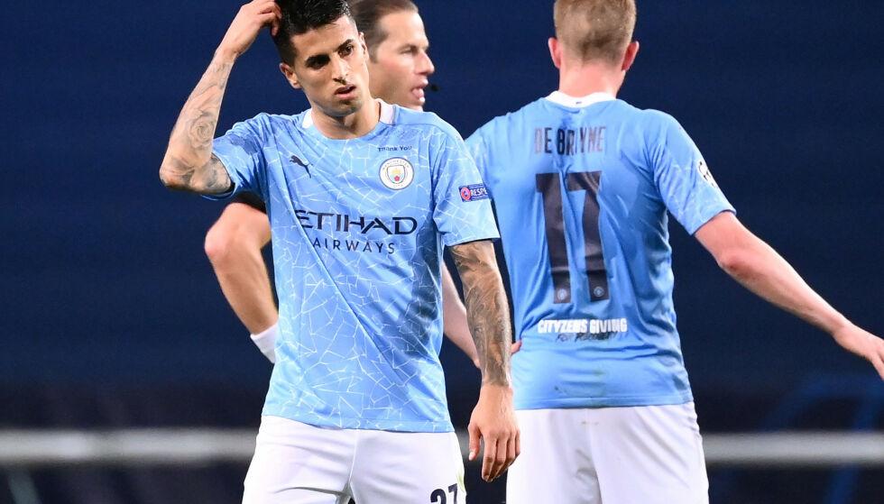 UTE: Manchester City er ute av Champions League. Foto: NTB/Scanpix