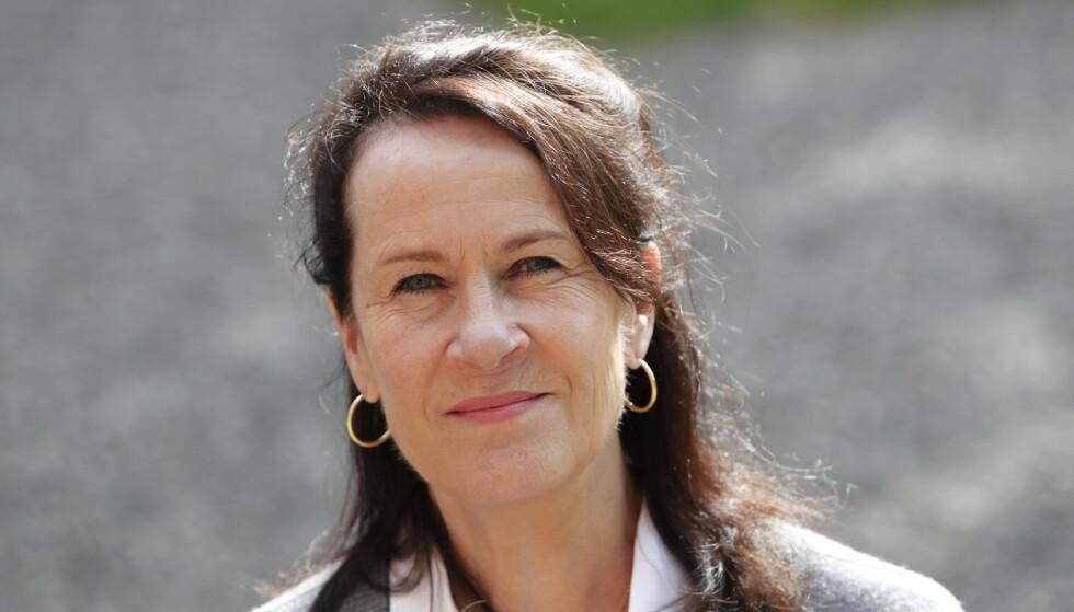 KLAR FOR PRIS: Vigdis Hjorth har bortimot 20 romaner på samvittigheten. Med «Er mor død» er hun sterkere enn noensinne. Nordisk råds litteraturpris burde være selvskreven i år. Foto: NTB Scanpix