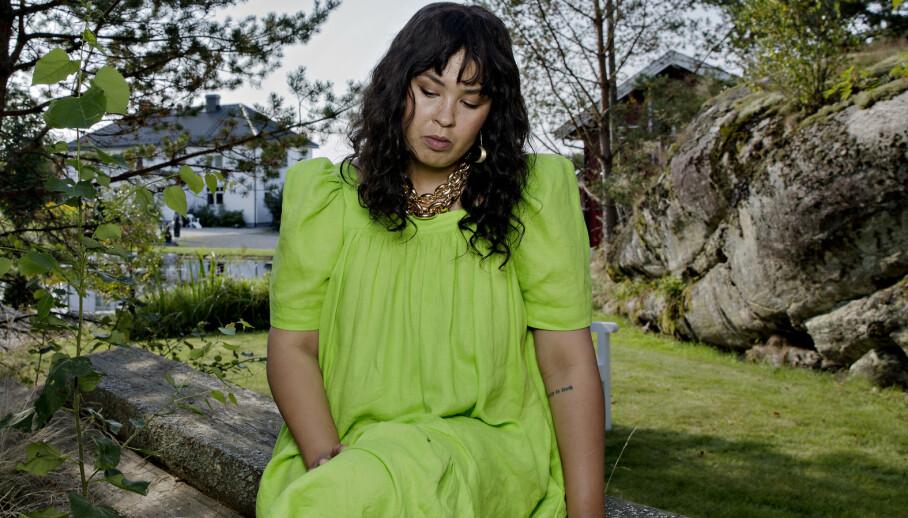 KLAR: Etter fem år er Maria Mena igjen klar for å gi ut musikk og møte journalister. Foto: Kristian Ridder-Nielsen