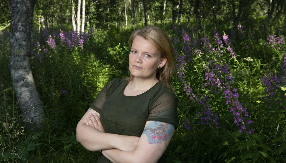 MEDISINFRI: Annika Alexandersen måtte ty til ekstra hjelp for å klare å slutte.