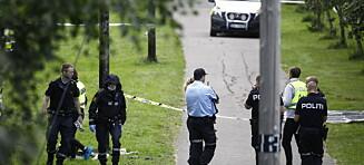 Mann knivstukket i Oslo - alvorlig skadd