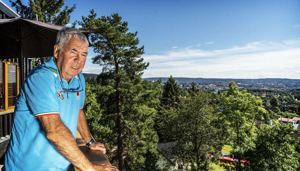 ÅPNER OPP I BOK: Egil Olsen slipper i dag sin biografi. Den kommer med flere avsløringer. Foto: Hans Arne Vedlog