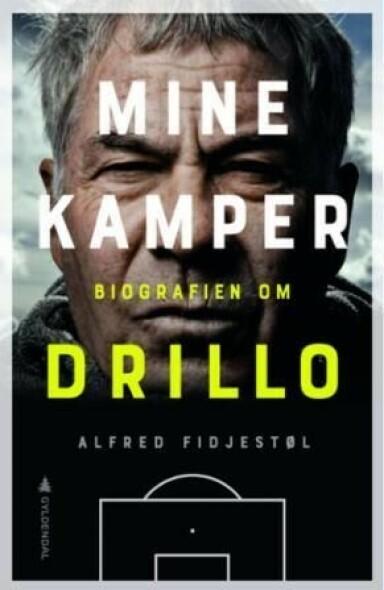 BOKA: Drillos selvbiografi som er ute nå. Foto: Gyldendal