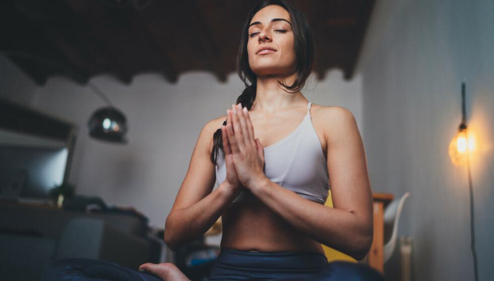 Mindfulness: Selv om det er bra for noen, fungerer det ikke for alle. Foto: Shutterstock/NTB Scanpix