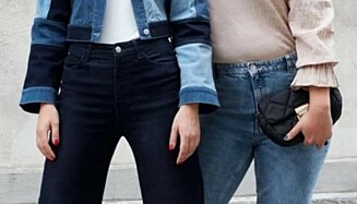 20% på jeans for kvinner hos lindex.