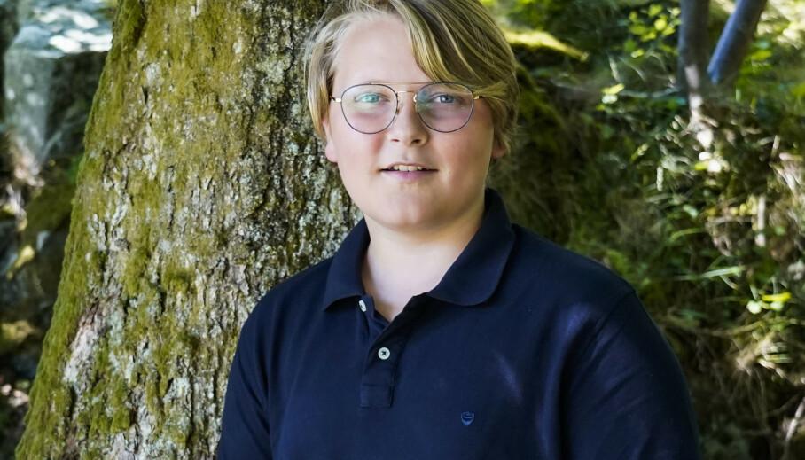 NYTT KAPITTEL: Til helga konfirmeres prins Sverre Magnus, og skal dermed starte et nytt kapittel i livet. Foto: Lise Åserud / NTB scanpix