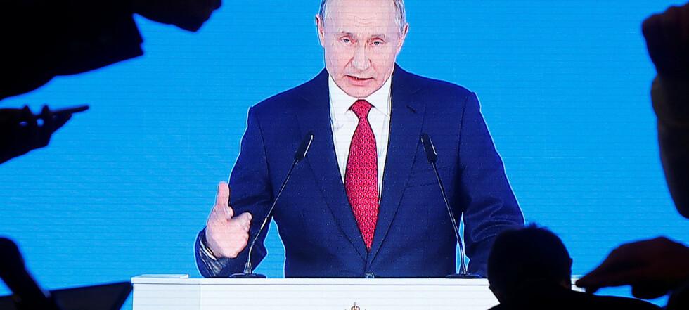 Forgiftet av Putins hemmelige agenter