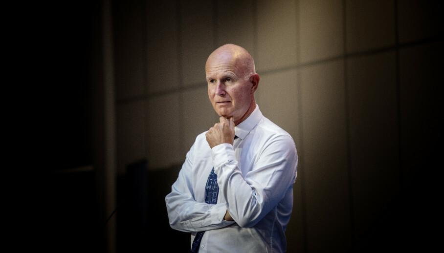 ADVARER: Bjørn Guldvog sier at jo flere smitteklynger, jo nærmere er vi et nasjonalt utbrudd. Foto: Nina Hansen / dagbladet