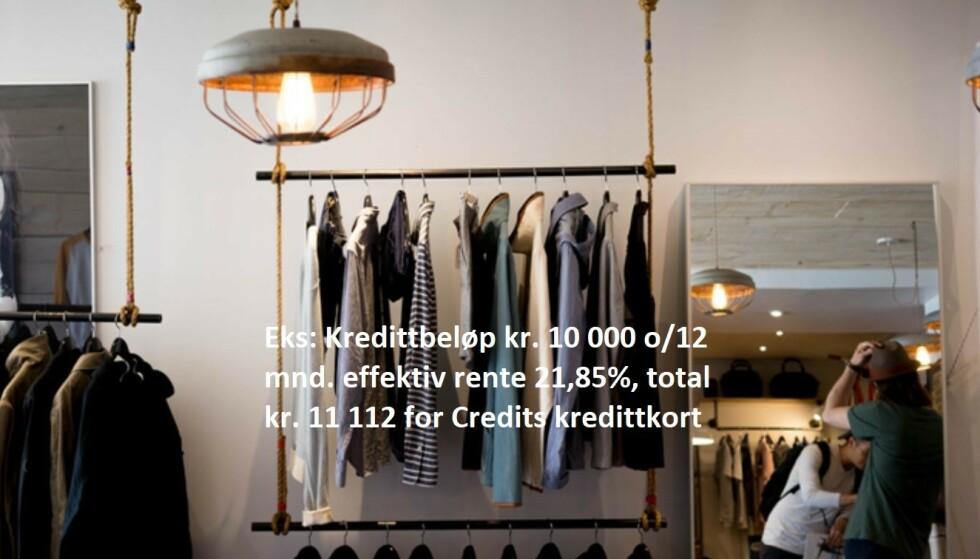 Derfor bør du bruke kredittkort når du handler på nett!
