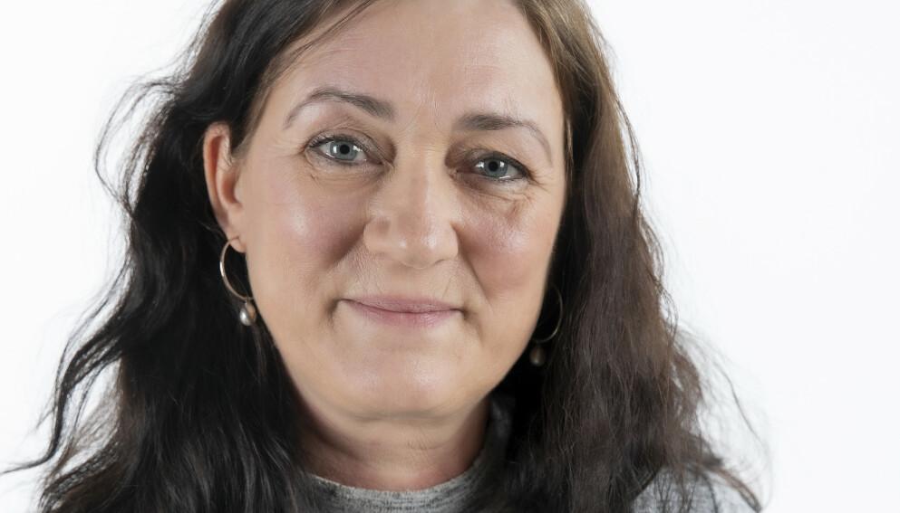 SEXOLOG OG SPALTIST: Siv Gamnes er sexolog og skriver egen spalte i Dagbladet basert på spørsmål hun får fra leserne, og egne erfaringer fra klienter. Foto: Bjørn Langsem / Dagbladet