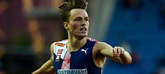 En ny Usain Bolt!