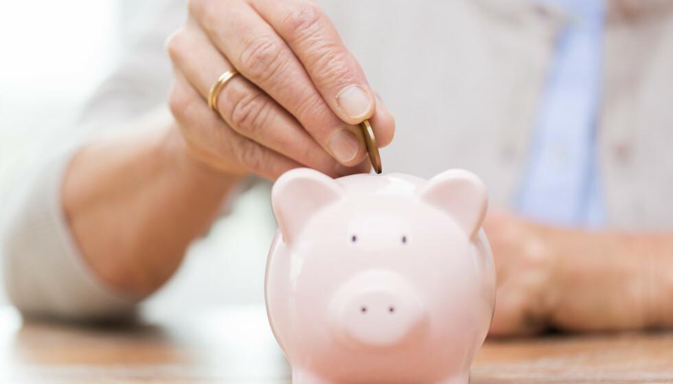 SPAREIVER: Høsten 2017 kom nye og mer gunstige skatteregler for IPS (Individuell pensjonssparing). Bare i fjor ble 2,1 milliarder kroner innbetalt i ordningen. Foto: NTB scanpix