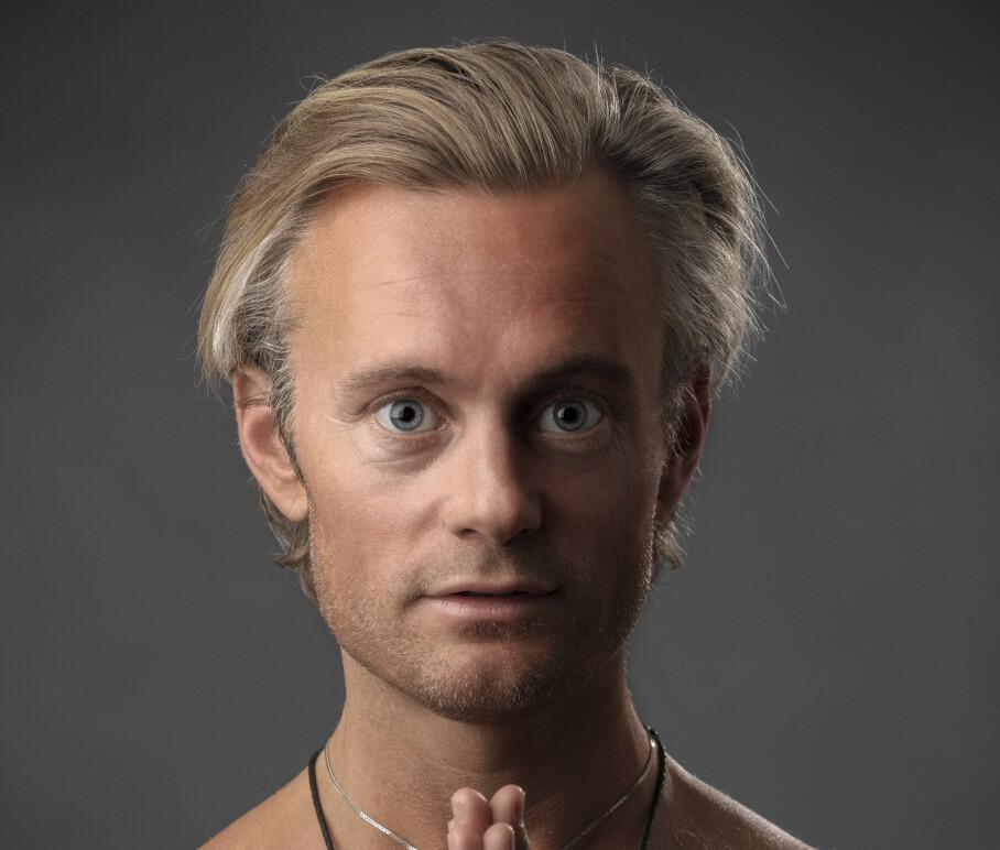 NY LIVSFASE: Det var en livskrise som ble starten på Eriks (38) vendepunkt. Foto: Jan Dahlqvist
