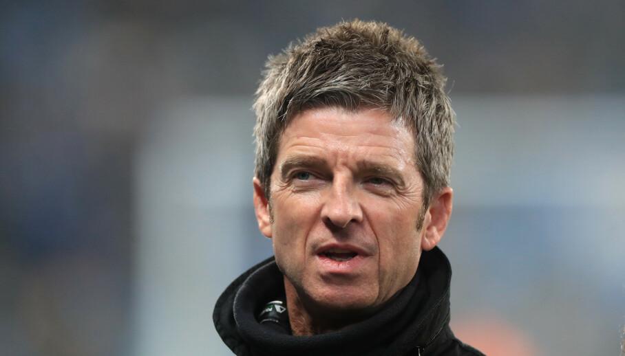 PROVOSERER: Flere lar seg fyre opp av coronakommentarene til Oasis-sangeren Noel Gallagher. Foto: NTB scanpix