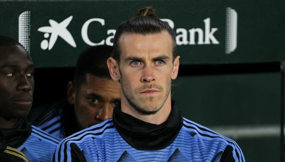I KULDEN: Gareth Bales forhold til Real Madrid skal være ødelagt. Foto: Shutterstock / NTB